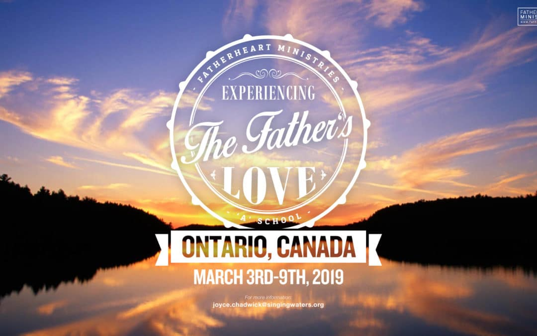 Singing Waters Ministries: Ontario, Canada: 3/3/2019 – 3/9/2019
