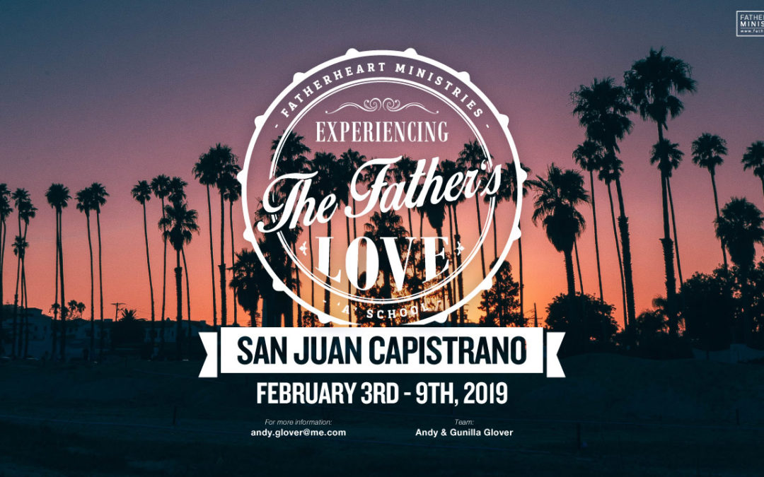 San Juan Capistrano: February 3-9/2019