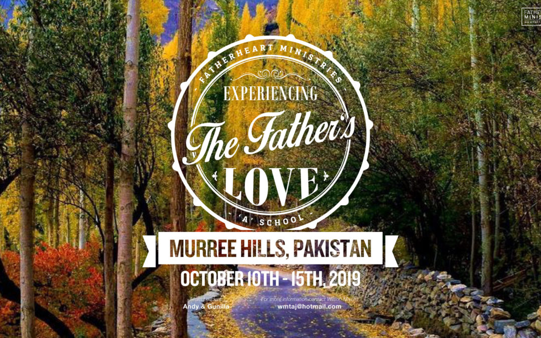 Murree Hills, Pakistan October 10-15, 2019